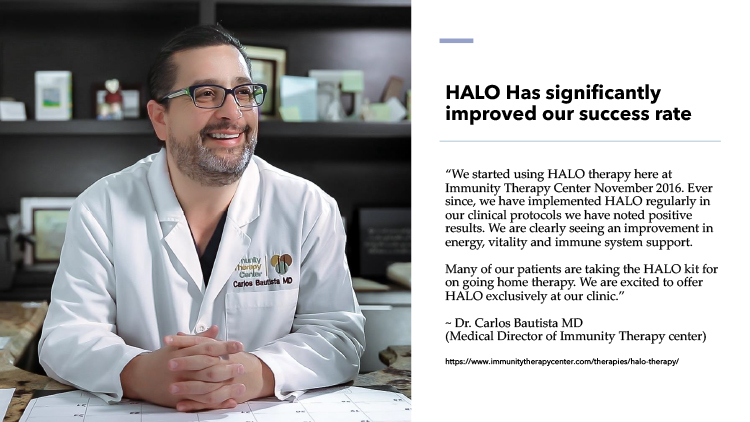 Halo Technology Tucson AZ Patient Testimonial